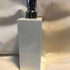 New Jonathan Adler White Soap Dispenser